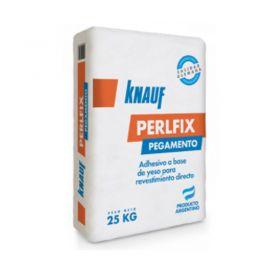 Masilla agarre/adhesivo placas yeso Perlfix polvo secado rapido interior bolsa x 25kg