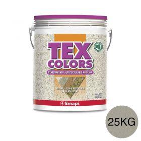 Revestimiento acrilico texturable Texcolors Milano piedra balde x 25kg