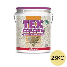 Revestimiento acrilico texturable Texcolors Paris arena balde x 25kg