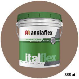 Revestimiento plastico texturado Italflex textura mediana 388ai balde x 30kg