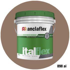 Revestimiento plastico texturado Italflex textura mediana 898ai balde x 30kg